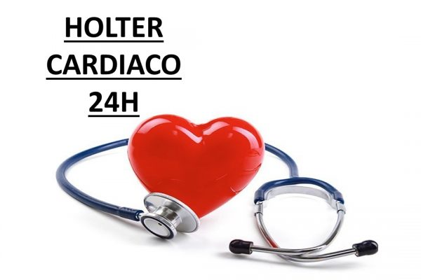 Holter Cardiaco H24